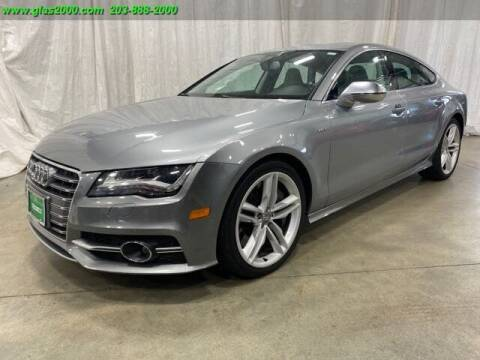 2014 Audi S7 for sale at Green Light Auto Sales LLC in Bethany CT
