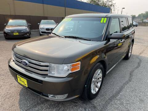 2011 Ford Flex for sale at M.A.S.S. Motors - MASS MOTORS in Boise ID