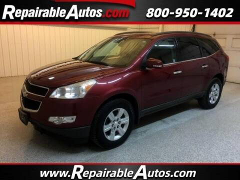 2011 Chevrolet Traverse for sale at Ken's Auto in Strasburg ND