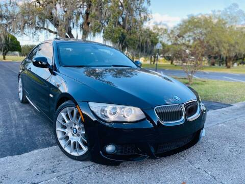 2012 BMW 3 Series for sale at FLORIDA MIDO MOTORS INC in Tampa FL