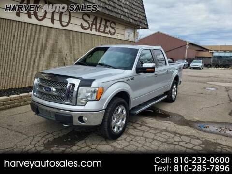2010 Ford F-150 for sale at Harvey Auto Sales, LLC. in Flint MI