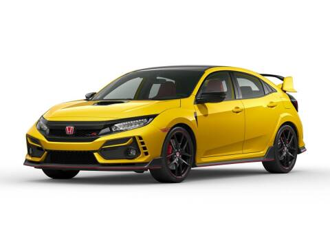 2021 Honda Civic for sale at MILLENNIUM HONDA in Hempstead NY