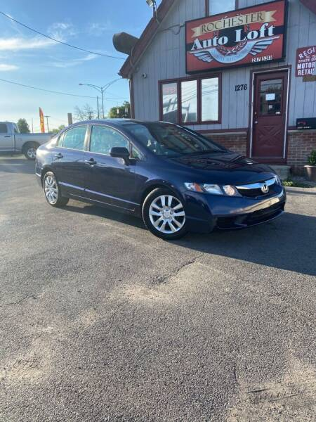 2010 Honda Civic for sale at Atlantic Auto Brokers in Rochester NY