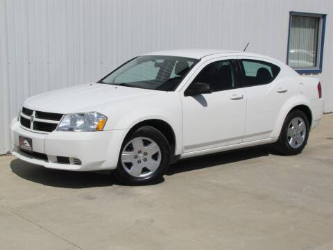 2010 Dodge Avenger for sale at Lyman Auto in Griswold IA