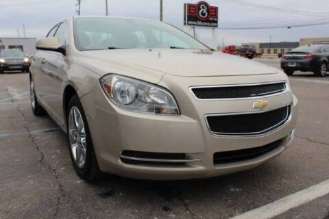 2010 Chevrolet Malibu for sale at B & B Car Co Inc. in Clinton Twp MI