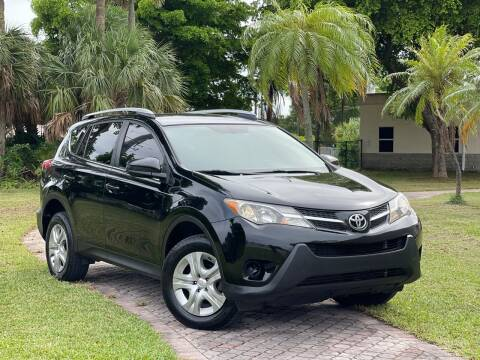 2014 Toyota RAV4 for sale at Citywide Auto Group LLC in Pompano Beach FL