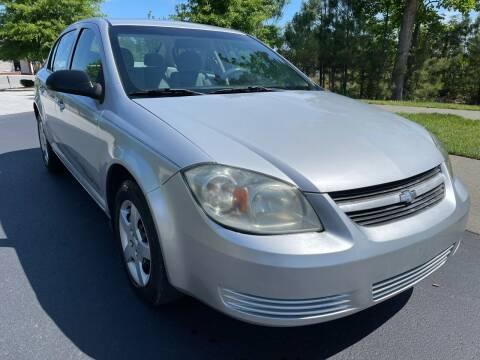 2008 Chevrolet Cobalt for sale at LA 12 Motors in Durham NC