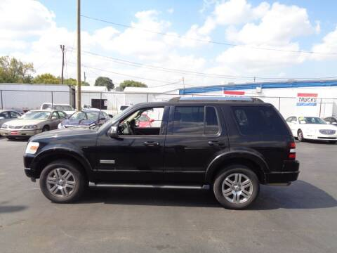 2006 Ford Explorer for sale at Cars Unlimited Inc in Lebanon TN