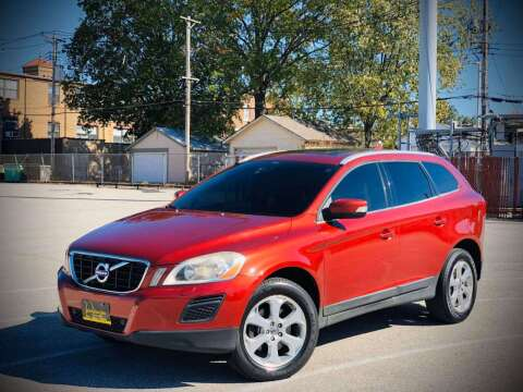 2013 Volvo XC60 for sale at ARCH AUTO SALES in St. Louis MO