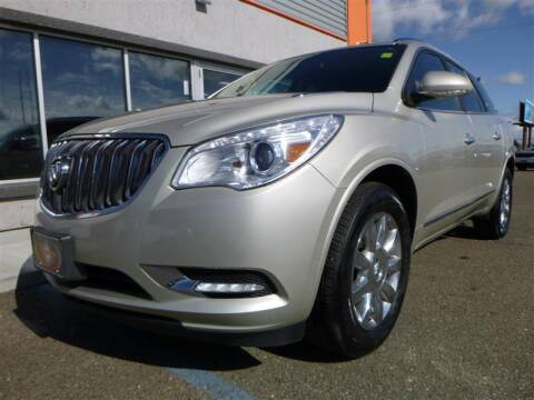 2015 Buick Enclave for sale at Torgerson Auto Center in Bismarck ND