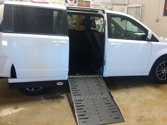 2018 Dodge Grand Caravan for sale at Handicap of Jackson in Jackson TN