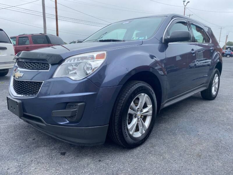 2013 Chevrolet Equinox for sale at Clear Choice Auto Sales in Mechanicsburg PA