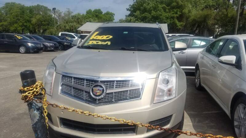2011 Cadillac SRX for sale at FAMILY AUTO BROKERS in Longwood FL