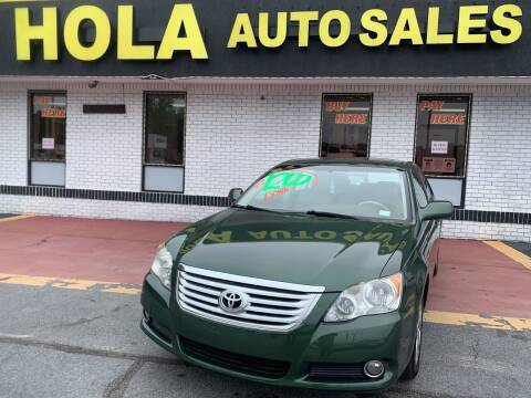 2008 Toyota Avalon for sale at HOLA AUTO SALES CHAMBLEE- BUY HERE PAY HERE - in Atlanta GA
