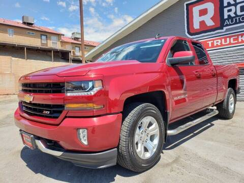 2018 Chevrolet Silverado 1500 for sale at Red Rock Auto Sales in Saint George UT