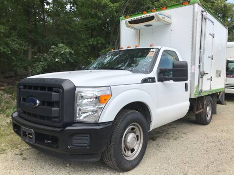 2012 Ford F-350 Super Duty for sale at Real Auto Shop Inc. in Somerville MA