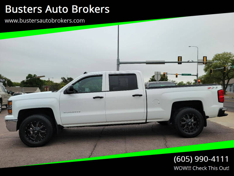 2014 Chevrolet Silverado 1500 for sale at Busters Auto Brokers in Mitchell SD
