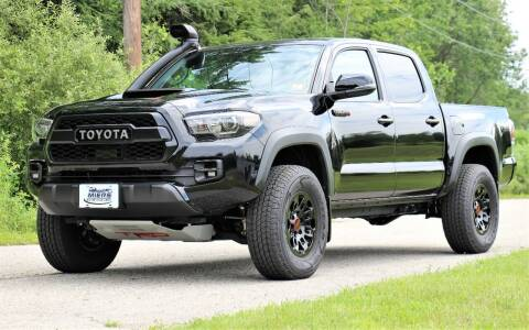 2019 Toyota Tacoma for sale at Miers Motorsports in Hampstead NH