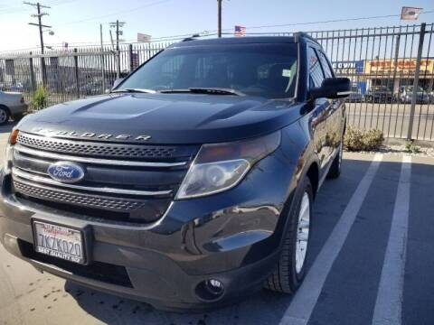 2015 Ford Explorer for sale at Best Quality Auto Sales in Sun Valley CA
