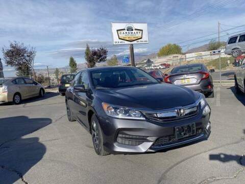 2016 Honda Accord for sale at CarSmart Auto Group in Murray UT