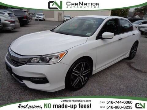 2017 Honda Accord for sale at CarNation AUTOBUYERS Inc. in Rockville Centre NY