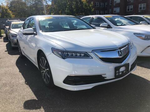 2015 Acura TLX for sale at OFIER AUTO SALES in Freeport NY