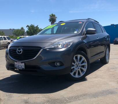 2015 Mazda CX-9 for sale at LUGO AUTO GROUP in Sacramento CA