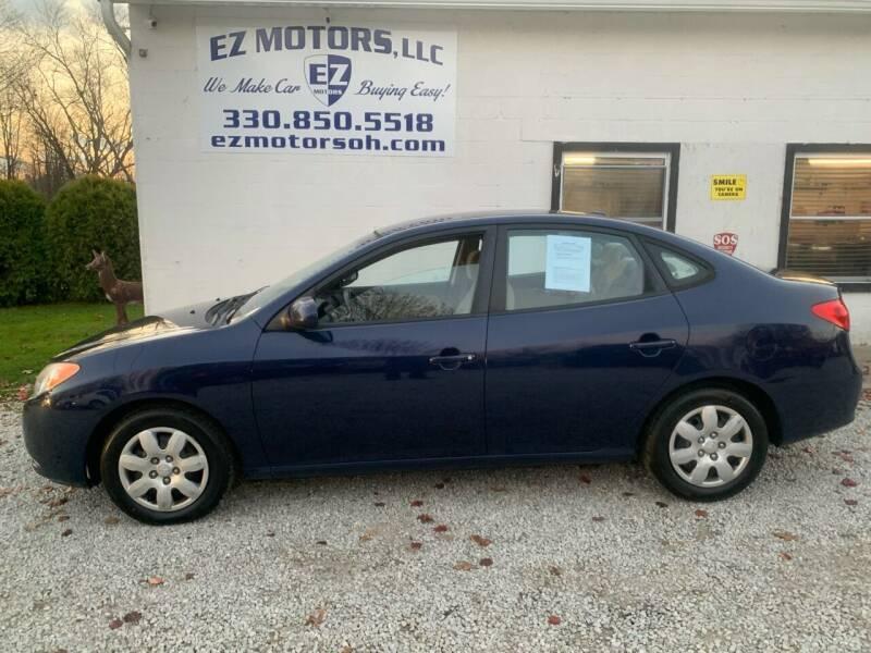 2008 Hyundai Elantra for sale at EZ Motors in Deerfield OH