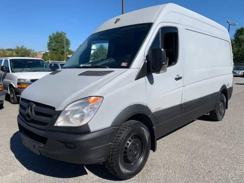 2013 Mercedes-Benz Sprinter Cargo for sale at TOWNE AUTO BROKERS in Virginia Beach VA