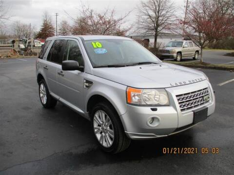 2010 Land Rover LR2 for sale at Euro Asian Cars in Knoxville TN