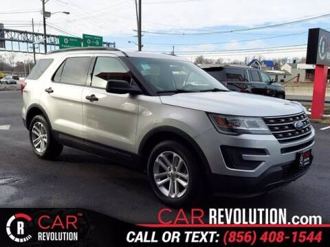 2016 Ford Explorer for sale at Car Revolution in Maple Shade NJ