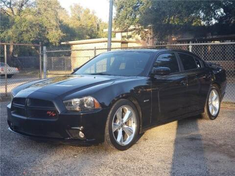 2013 Dodge Charger for sale at Hidalgo Motors Co in Houston TX