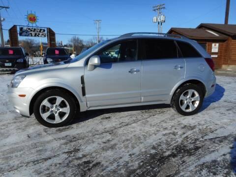 2013 Chevrolet Captiva Sport for sale at O K Used Cars in Sauk Rapids MN