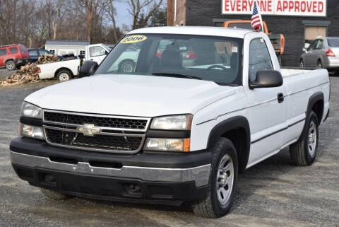 2006 Chevrolet Silverado 1500 for sale at GREENPORT AUTO in Hudson NY