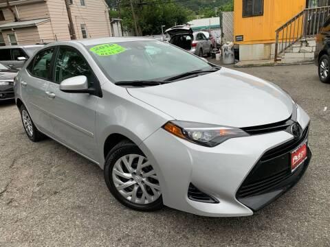 2018 Toyota Corolla for sale at Auto Universe Inc. in Paterson NJ