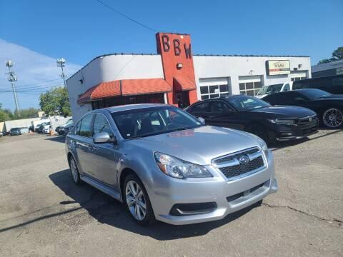 2014 Subaru Legacy for sale at Best Buy Wheels in Virginia Beach VA