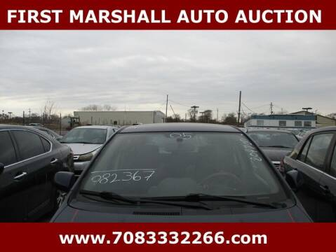 2005 Scion xA for sale at First Marshall Auto Auction in Harvey IL