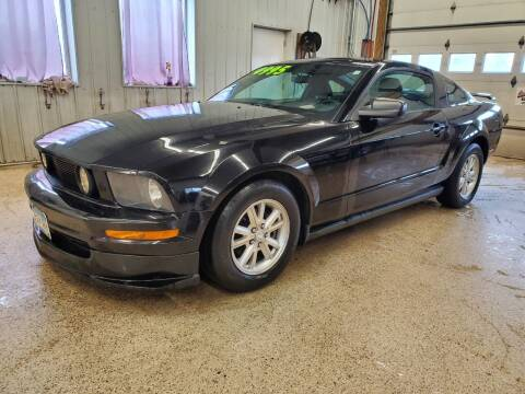 2007 Ford Mustang for sale at Sand's Auto Sales in Cambridge MN