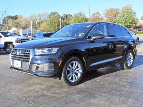 2017 Audi Q7 for sale at Auto Finance of Raleigh in Raleigh NC