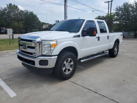 2015 Ford F-250 Super Duty for sale at Solo Auto Group in Mckinney TX