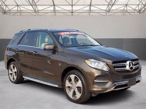 2016 Mercedes-Benz GLE for sale at Gregg Orr Pre-Owned Shreveport in Shreveport LA