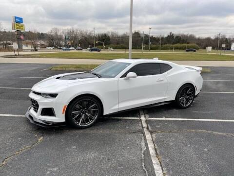 2017 Chevrolet Camaro for sale at All Cars and Trucks in Buena NJ