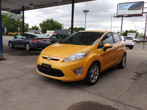 2011 Ford Fiesta for sale at INFINITE AUTO LLC in Lakewood CO