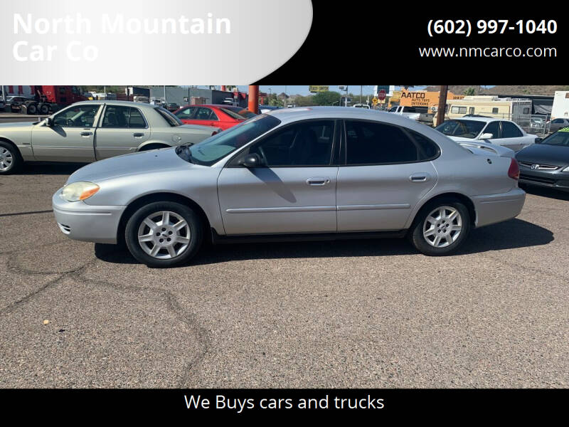 2007 Ford Taurus for sale at North Mountain Car Co in Phoenix AZ
