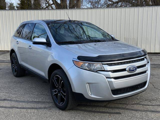 2014 Ford Edge for sale at Miller Auto Sales in Saint Louis MI