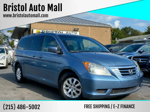 2008 Honda Odyssey for sale at Bristol Auto Mall in Levittown PA