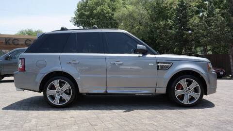 2013 Land Rover Range Rover Sport for sale at Cars-KC LLC in Overland Park KS