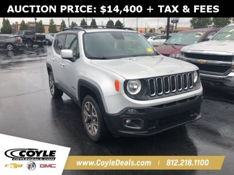 2015 Jeep Renegade for sale at COYLE GM - COYLE NISSAN in Clarksville IN