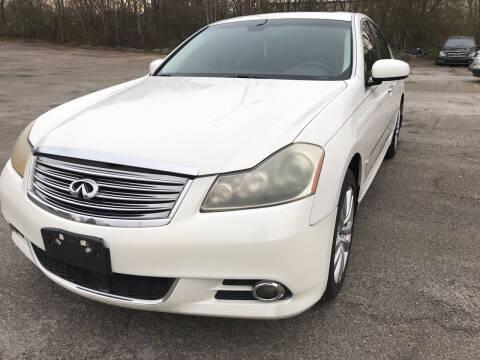 2008 Infiniti M35 for sale at Certified Motors LLC in Mableton GA