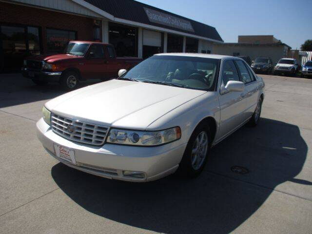 2003 Cadillac Seville for sale at Eden's Auto Sales in Valley Center KS